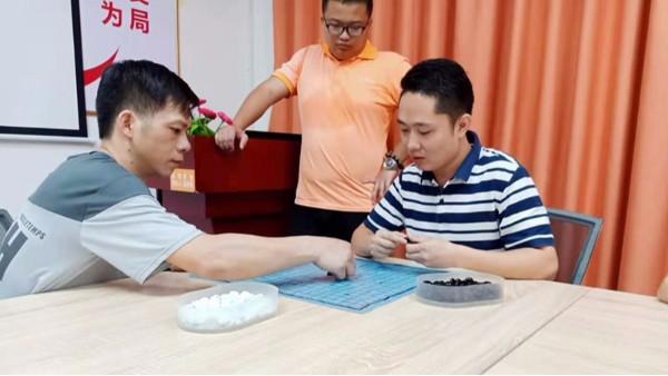 星辉注册第七届运动会个人赛项目预赛进行中