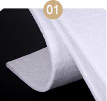 针刺无纺布是否硬度结实?