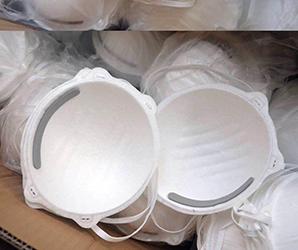 口罩定型棉可用于杯型口罩