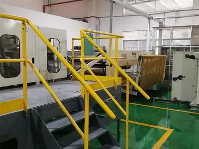星辉注册高速针刺棉生产设备