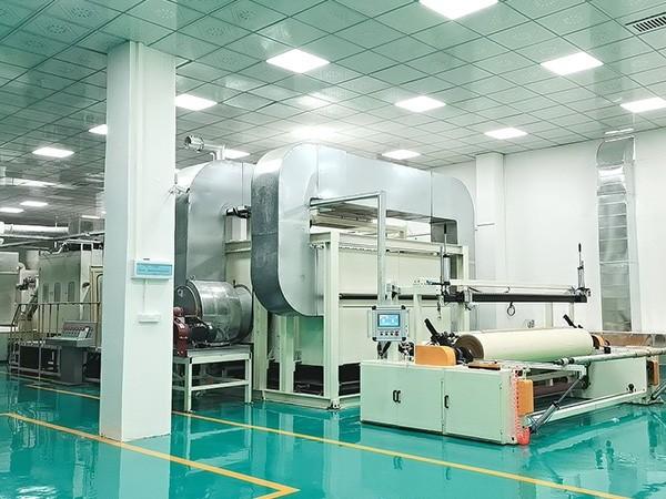 星辉注册高速热风棉生产设备