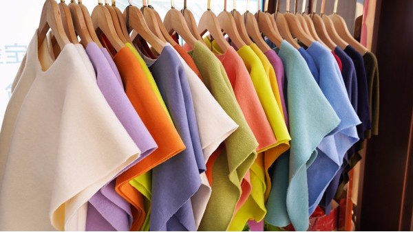 初冬针织卫衣面料成交品种环比增加