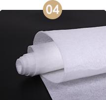 ES热风棉是否有荧光剂?
